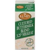 Kemps Cultured Buttermilk Blend 3.25% Milkfat