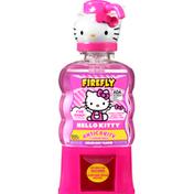 Firefly Fluoride Rinse, Anticavity, Melon Kiss Flavor, Hello Kitty