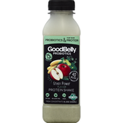 GoodBelly Protein Shake, Green Power Flavor