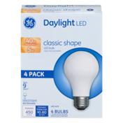 General Electric LED Daylight Light Bulbs 40W