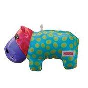 Kong Co. Shieldz Medium Hippo Dog Toy