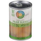 Full Circle Bartlett Pear Slices In White Grape And Lemon Juice Blend