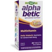 Nature's Way Alpha Betic® Multivitamin