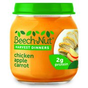 Beech-Nut Harvest Dinners Chicken, Apple & Carrot