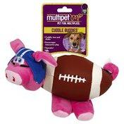 Multipet Dog Toy, Pig Skins