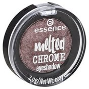 Essence Eyeshadow, Melted Chrome, Zinc About You 01
