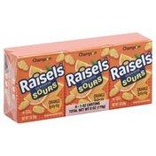 Champion Golden Raisins, Sours, Orange Burst