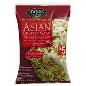 Taylor Farms Chopped Salad, Asian, Family Size
