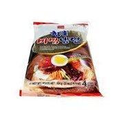 Wang Hamheung Buckwheat Noodle With Hot Paste