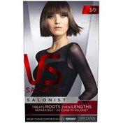 Vidal Sassoon Salonist Permanent 3/0 Darkest Neutral Brown Hair Colour