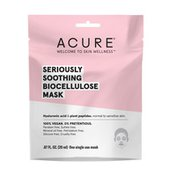 ACURE Seriously Soothing Biocellulose Gel Mask