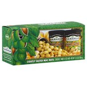 Hamakua Macadamia Nut Company Mac Nuts, Lightly Salted