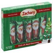 Zachary Marshmallow, Holiday, Santas