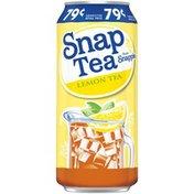 Snapple Snap Tea Lemon Iced Tea
