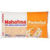 Mahatma Parboiled Extra Long Grain Enriched Rice