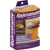 Rejuvenate Polishing Pad, Chamois & Microfiber