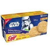 Eggo Frozen Buttermilk Pancakes, Easy Breakfast, Disney Galaxy Adventure