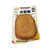 Shirakiku Fried Fish Cake Ohban Age