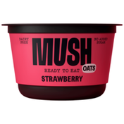 Mush Strawberry Ready to Eat Oats, Gluten and Dairy Free