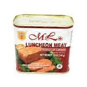 Maling Luncheon Meat