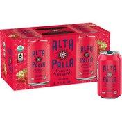 Alta Palla Sparkling Black Cherry Beverage