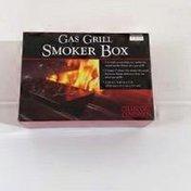 Charcoal Companion Short Smoker Box Non Stick V Shape