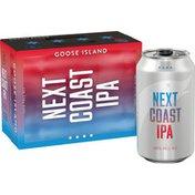 Goose Island Beer Co. Next Coast IPA Beer Cans