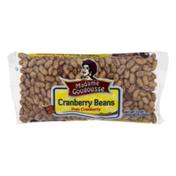 Madame Gougousse Beans Cranberry
