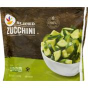 SB Zucchini, Sliced