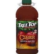 Tree Top 100% Cider, Crisp Apple