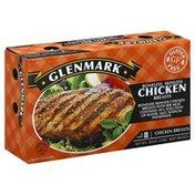 Glenmark Chicken, Breasts, Boneless, Skinless