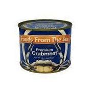 Foods From The Sea Premium Crabmeat
