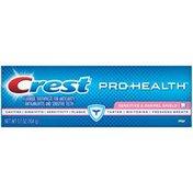 Crest Pro-Health Sensitive & Enamel Shield Fluoride Toothpaste