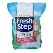 Fresh Step Crystals Cat Litter