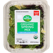 Sun Harvest Spring Mix, Organic