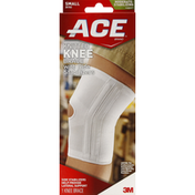 Ace Bakery Knee Brace, Knitted, with Side Stabilizers, Small