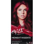 Splat Hair Color, Midnight Magenta, No Bleach Kit