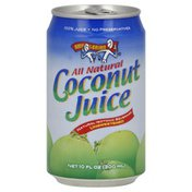 Amy & Brian Juice, Coconut, Unsweetened