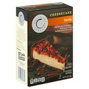 Culinary Circle Cheesecake, Turtle