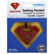 Bumkins Pendant, Teething, Superman