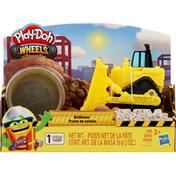 Play-Doh Bulldozer