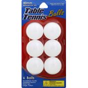 Lami Table Tennis Balls, 40 mm