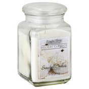 Langley Candle, Scented, Snowball Cookies