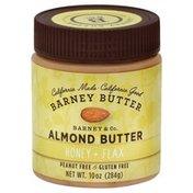 Barney Butter Almond Butter, Honey + Flax