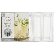 Amscan Cordial Glasses, Mini, 2 Fluid Ounce