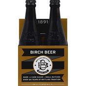 Boylan Bottling Birch Beer, 4 Pack