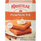Krusteaz Pumpkin Pie Bar Mix