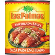 Las Palmas Hot Enchilada Sauce