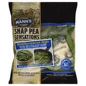 Mann's Mediterranean Style Snap Pea Sensations