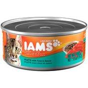 IAMS Adult Filets with Tuna in Sauce Cat Food